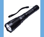 High Power CREE LED Rechargeable Flashlight